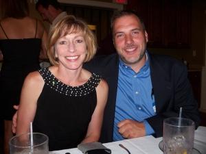 matt and me 2011