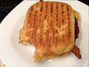 chipolte chicken panini
