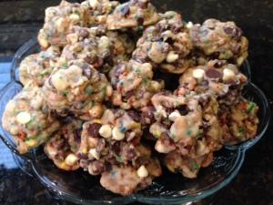 sugar cone cookies